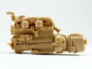 M19-001-300x225 Build Review : U.S. M19 Tank Transporter with Hard Top Cab 1:35 Merit International (63501)