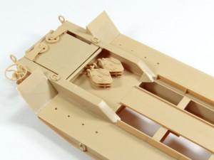 M19-008-300x225 Build Review : U.S. M19 Tank Transporter with Hard Top Cab 1:35 Merit International (63501)