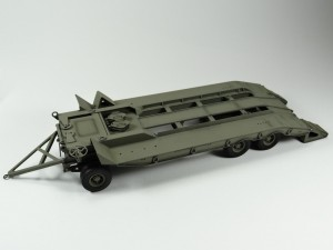 M19-011-300x225 Build Review : U.S. M19 Tank Transporter with Hard Top Cab 1:35 Merit International (63501)