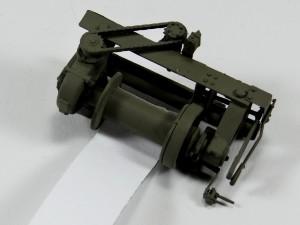 M19-019-300x225 Build Review : U.S. M19 Tank Transporter with Hard Top Cab 1:35 Merit International (63501)