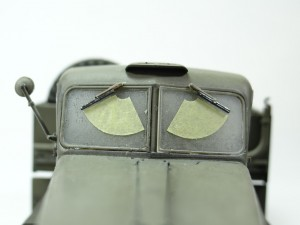 M19-025-300x225 Build Review : U.S. M19 Tank Transporter with Hard Top Cab 1:35 Merit International (63501)