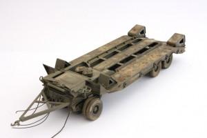 M19-045-300x200 Build Review : U.S. M19 Tank Transporter with Hard Top Cab 1:35 Merit International (63501)