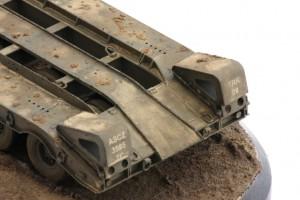 M19-061-300x200 Build Review : U.S. M19 Tank Transporter with Hard Top Cab 1:35 Merit International (63501)