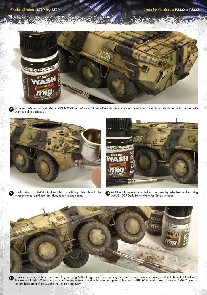MIG-Step-by-Step-Painting-BTR-80-2 Painting a BTR 80 ... Step by Step!
