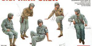 U.S. Tank Crew 1:35 Miniart (35126)