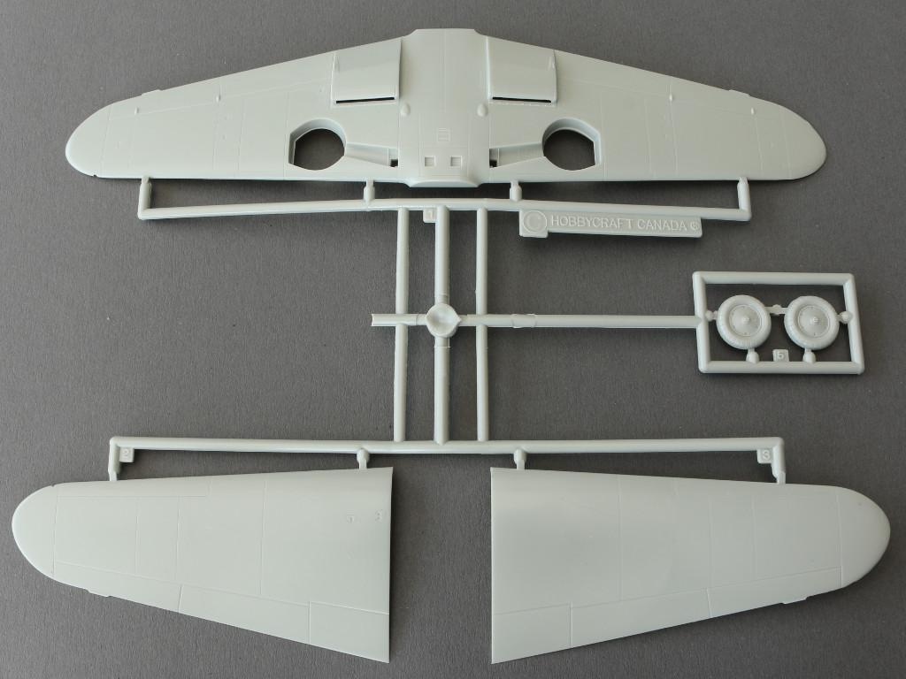 "03-3 Hispano ""Civilschmitt"" 1:48 Hobbycraft (HC1523)"