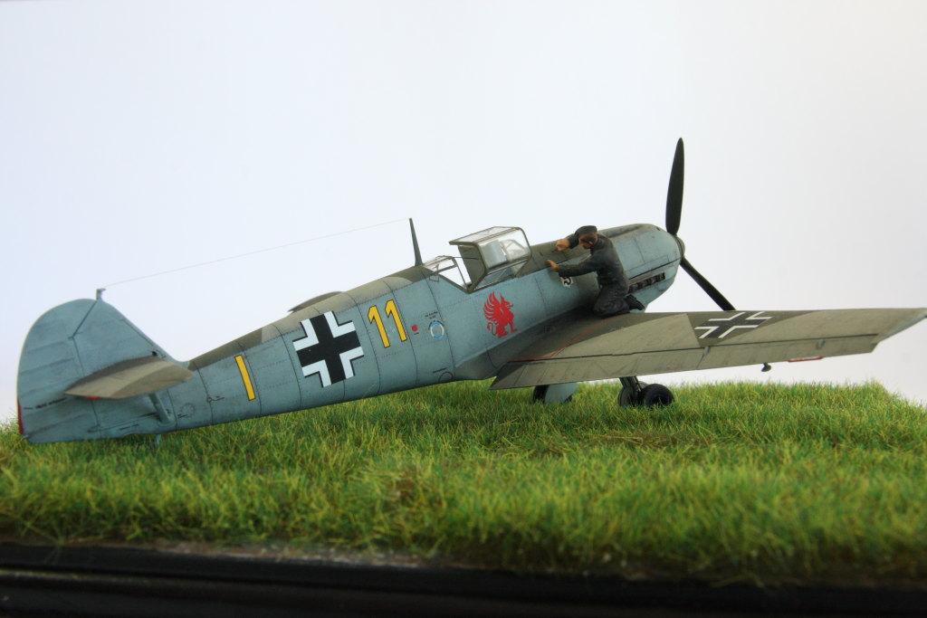 109_ohne_HK_02 Galerie : Eduard Bf 109 E-1 (8261)