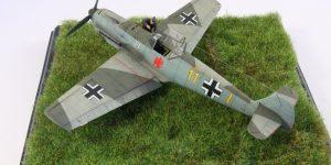 Galerie : Eduard Bf 109 E-1 (8261)