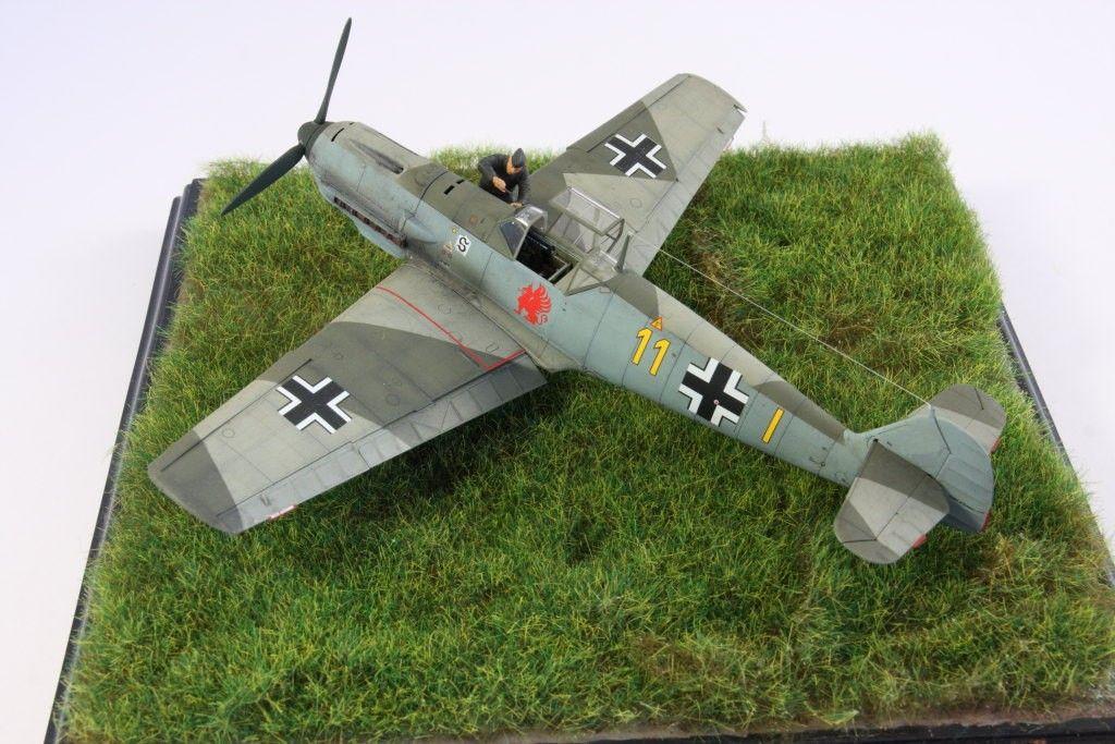 109_ohne_HK_08 Bf 109 E-3 1:48 Eduard ProfiPACK (#8262)