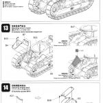14-150x150 French FT-17 Light Tank Riveted Turret (Meng TS-011)