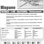 "17-2-150x150 Hispano ""Civilschmitt"" 1:48 Hobbycraft (HC1523)"