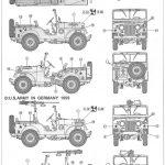 22-2-150x150 M38A1 U.S. 1/4 Ton Army & Marine 1:35 AFV Club (AF35S17)