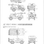 24-150x150 M38A1 U.S. 1/4 Ton Army & Marine 1:35 AFV Club (AF35S17)