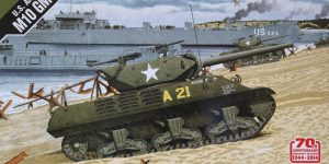 M10 Gun Motor Carriage – Academy 1/35 — #13288
