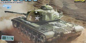 M48A1 1:35 (Dragon 3559)