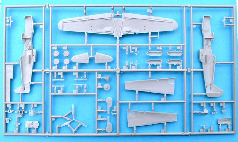 """DRAGON-Kawasaki-Ki-61-1-HEI-8 Kawasaki Ki 61-1 HEI """"Tony"""" von Dragon (1:72)"""