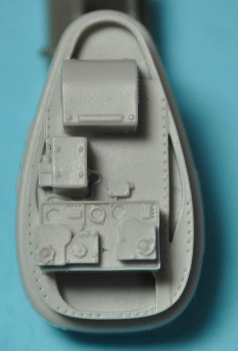 Eduard-648239-Bf-109-G-6-radio-compartment-4 Zubehör für Eduards Bf 109 G-6 - die BRASSIN-Sätze