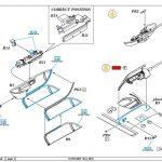 Eduard-648246-Bf-109-cannon-pods-4-150x150 Zubehör für Eduards Bf 109 G-6 - die BRASSIN-Sätze