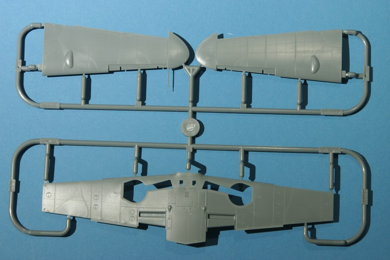 Eduard-82111-Bf-109-G-6-2 Eduard Bf 109 G-6 lates series (# 82111 ) aus neuer Form (1:48)