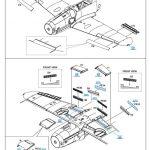 Eduard-82111-Bf-109-G-6-bauanleitung-2-150x150 Eduard Bf 109 G-6 lates series (# 82111 ) aus neuer Form (1:48)