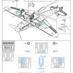 Eduard-82111-Bf-109-G-6-bauanleitung-5-150x150 Eduard Bf 109 G-6 lates series (# 82111 ) aus neuer Form (1:48)