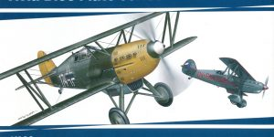 Avia B.534 late (Serie IV) – Eduard Quattro Combo – 1/144 — #4452