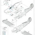 Eduard_Avia_534late_144_19-150x150 Avia B.534 late (Serie IV) - Eduard Quattro Combo - 1/144 --- #4452