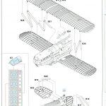 Eduard_Avia_534late_144_20-150x150 Avia B.534 late (Serie IV) - Eduard Quattro Combo - 1/144 --- #4452