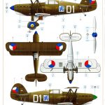 Eduard_Avia_534late_144_24-150x150 Avia B.534 late (Serie IV) - Eduard Quattro Combo - 1/144 --- #4452