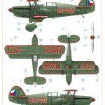 Eduard_Avia_534late_144_25-150x150 Avia B.534 late (Serie IV) - Eduard Quattro Combo - 1/144 --- #4452