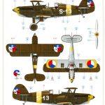 Eduard_Avia_534late_144_26-150x150 Avia B.534 late (Serie IV) - Eduard Quattro Combo - 1/144 --- #4452