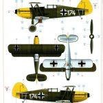 Eduard_Avia_534late_144_30-150x150 Avia B.534 late (Serie IV) - Eduard Quattro Combo - 1/144 --- #4452