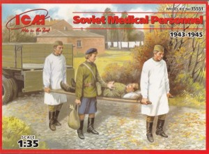 ICM-35551-Soviet-Medical-personnel-11-300x221 ICM 35551 Soviet Medical personnel (11)