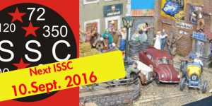 International Small Scale Convention Heiden am 10. September 2016