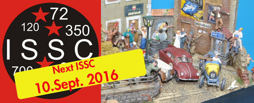 ISSC-2016-Header International Small Scale Convention Heiden am 10. September 2016