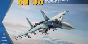 Su-33 Flanker D  –  Kinetic  1/48 — #48062