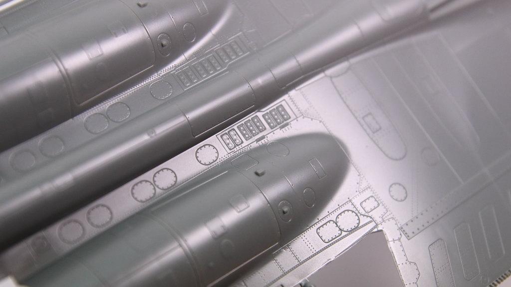Kinetic_Su-33_004 Su-33 Flanker D  -  Kinetic  1/48 --- #48062
