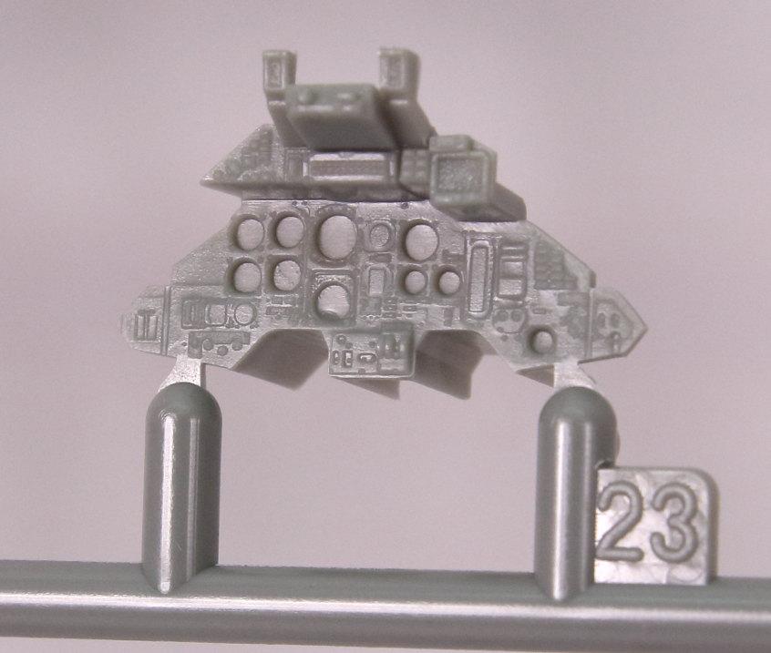Kinetic_Su-33_020 Su-33 Flanker D  -  Kinetic  1/48 --- #48062