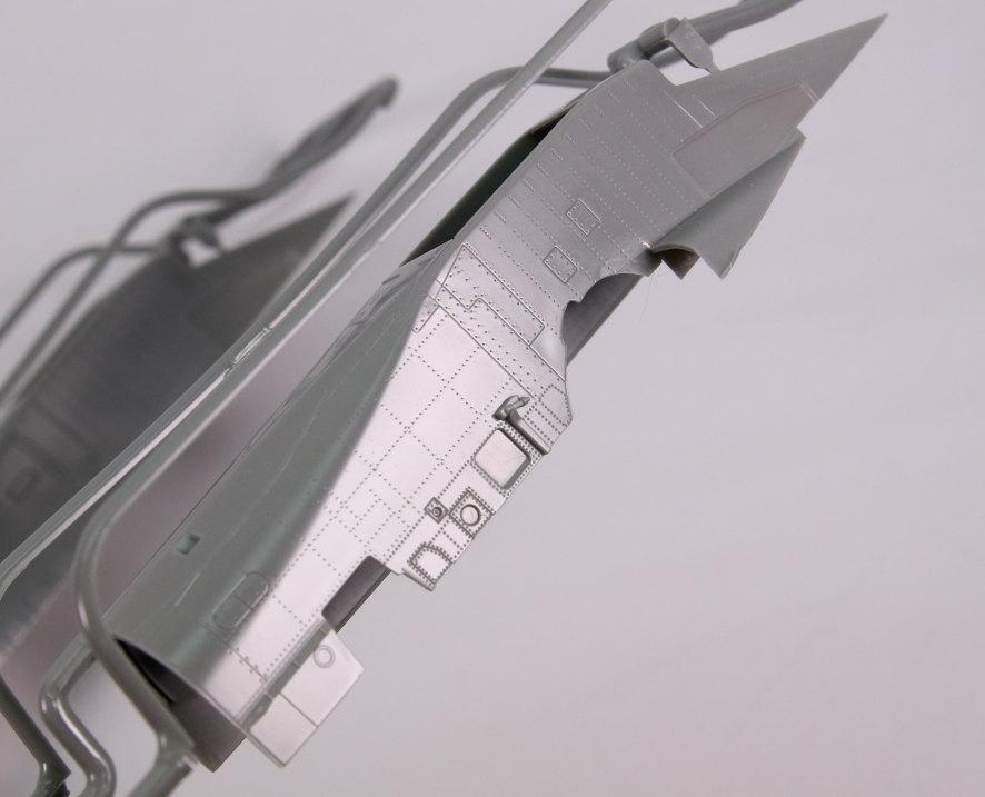 Kinetic_Su-33_026 Su-33 Flanker D  -  Kinetic  1/48 --- #48062