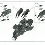 Kinetic_Su-33_099-150x150 Su-33 Flanker D  -  Kinetic  1/48 --- #48062