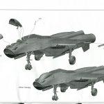 Kinetic_Su-33_110-150x150 Su-33 Flanker D  -  Kinetic  1/48 --- #48062