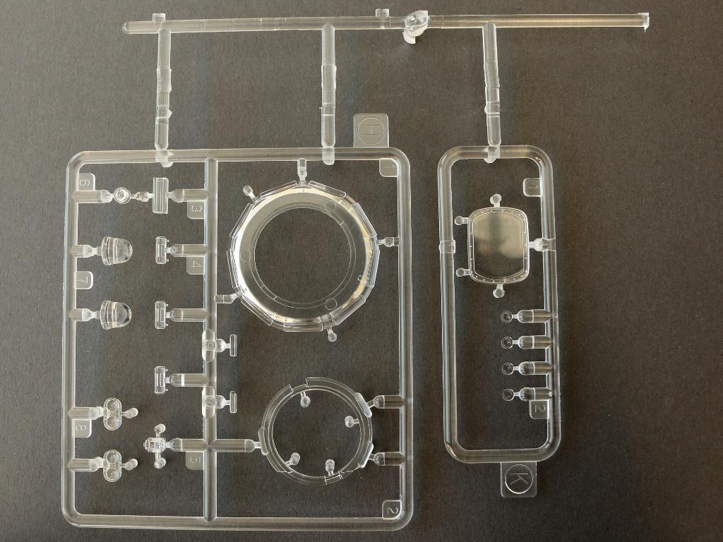 Klarsichtteile M48A1 1:35 (Dragon 3559)