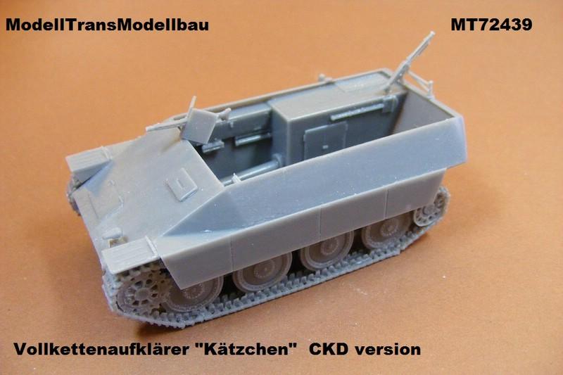 ModellTrans-MT72439 Neuheiten in 1:72 von ModellTrans aus Essen