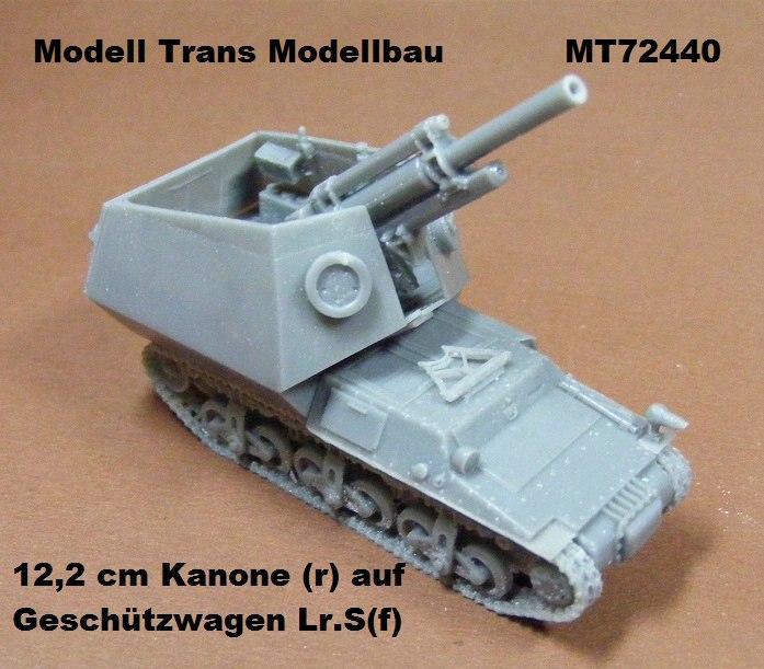 ModellTrans-MT72440 Neuheiten in 1:72 von ModellTrans aus Essen