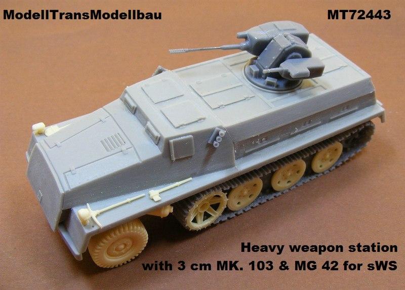 ModellTrans-MT72443 Neuheiten in 1:72 von ModellTrans aus Essen
