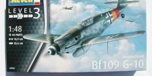 Messerschmitt Bf 109 G-10 von Revell ( 1:48 )
