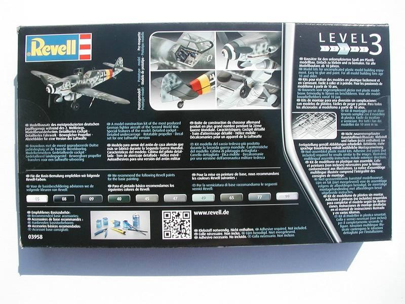 Revell-03958-Messerschmitt-Bf-109-G-10-1zu48-2 Messerschmitt Bf 109 G-10 von Revell ( 1:48 )