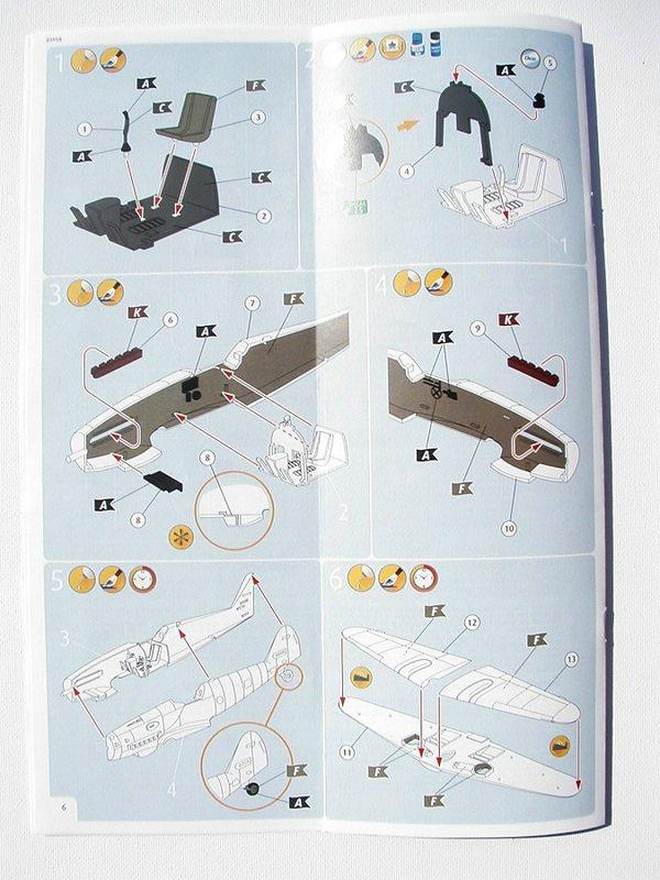 Revell-03958-Messerschmitt-Bf-109-G-10-1zu48-6 Messerschmitt Bf 109 G-10 von Revell ( 1:48 )