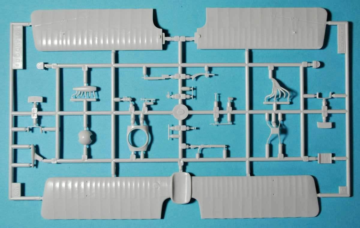 Revell-03965-Roland-C.II-Walfisch-35 Roland C.II Walfisch von Revell im Maßstab 1:48 (# 03965)
