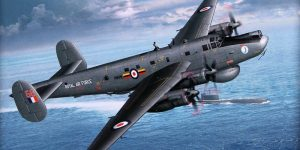 Avro Shackleton AEW Mk. 2 von Revell im Maßstab 1:72